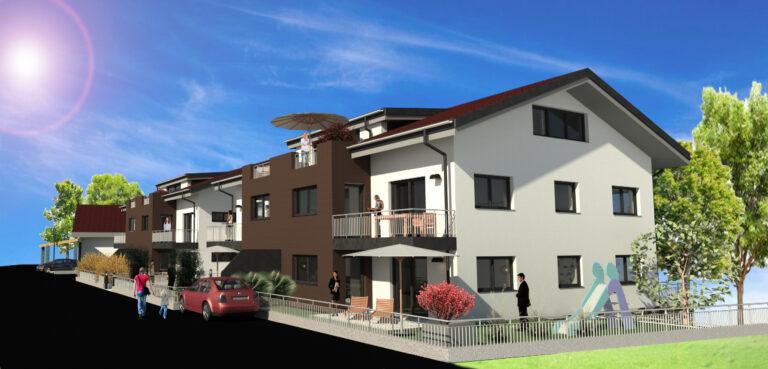 Bauvorhaben Breinberg Nord «Refugium» 3 Zimmer-Gartenwohnung (Top 1)