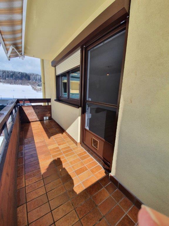 4 Zimmer-Balkonwohnung
